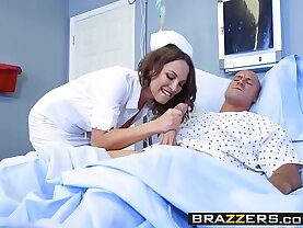 Doctor in sex Adventures Lily Love and Sean Lawless Perks Of Being A Nurse