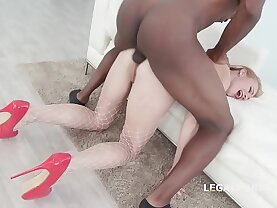 Sexy Rebecca Sharon gets Deep and Hard, with Gapes Double Anal Crempie