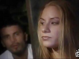 Italian movie night of Christina ru