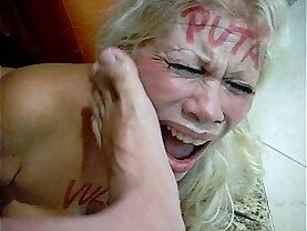 Priscilla Rosso PUTA VULGAR.
