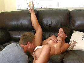 Milf Ryan Rivers cheating her hubby